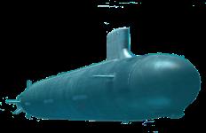 submarine-psd-431998.png