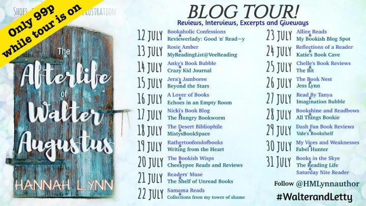 Blog Tour Poster UK