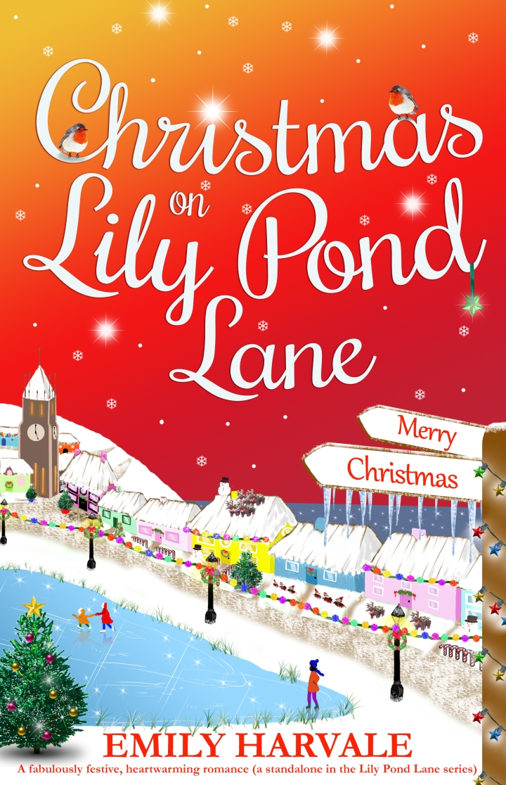 Lily Pond Lane CHRISTMAS-VAL-DAVID-1 AUG-2 ##FINAL##
