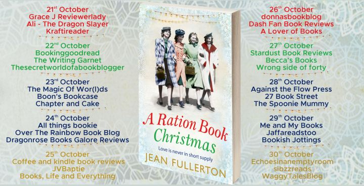 A Ration Book Christmas Full Tour Banner