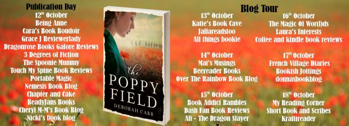 The Poppy Field Full Tour Banner