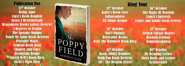 The Poppy Field Full Tour Banner