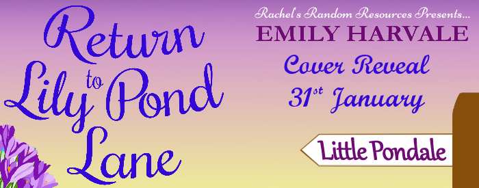return to lily pond lane cover reveal
