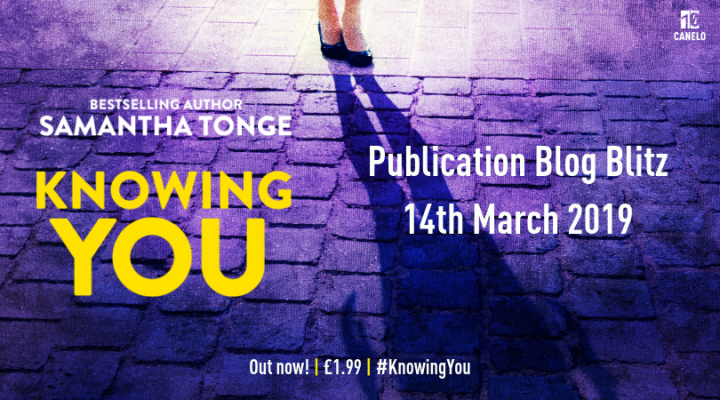 Publication Blog Blitz Knowing You (1)