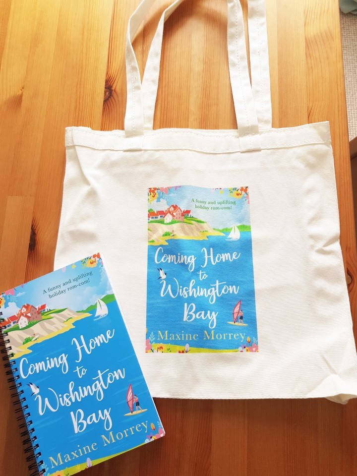 Coming Home to Wishington Bay Giveaway Prize