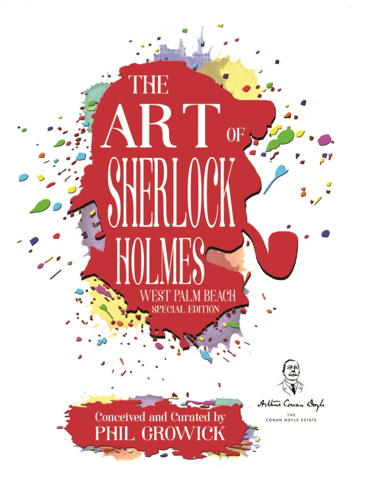 The Art of Sherlock Holmes - book cover.jpg
