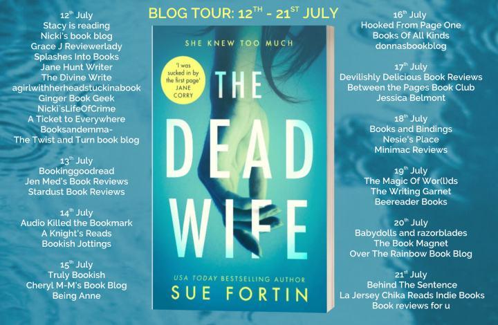 The Dead Wife Full Tour Banner
