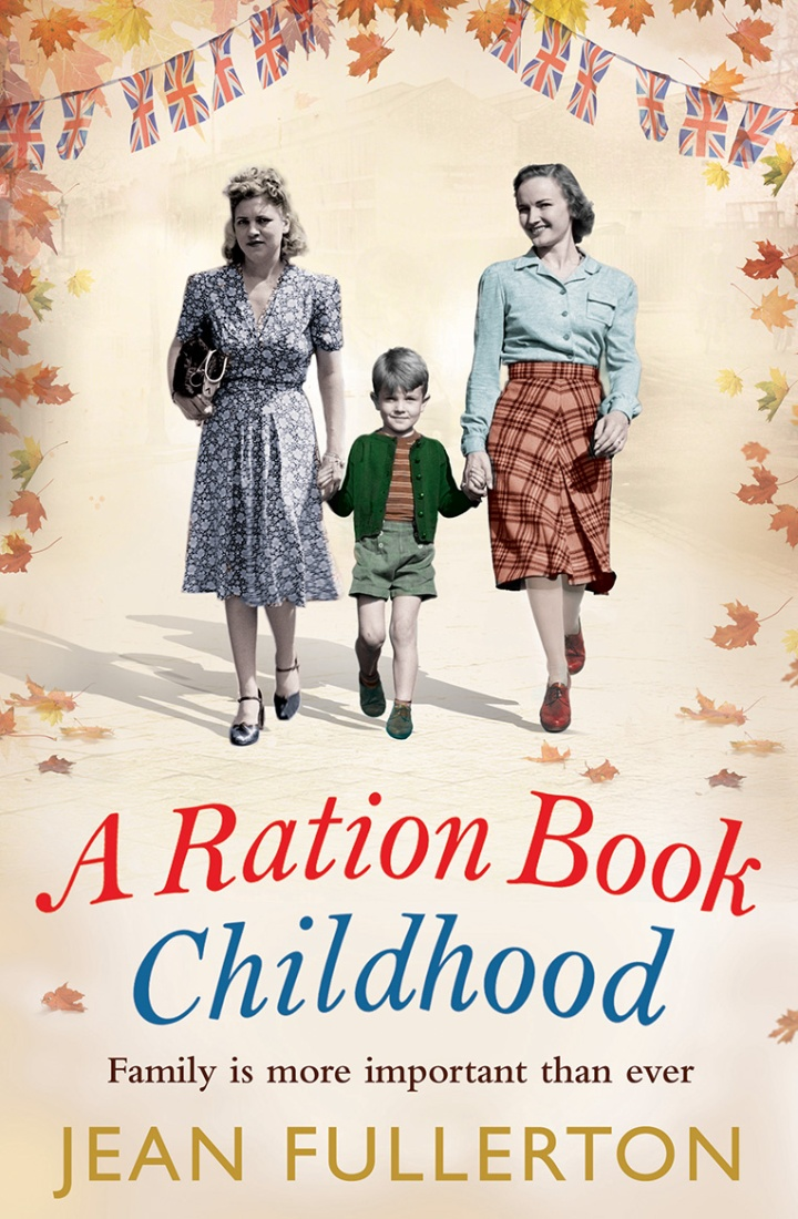 A Ration Book Childhood cover.