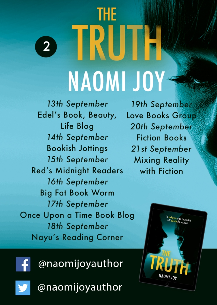 The Truth Blog Tour 2