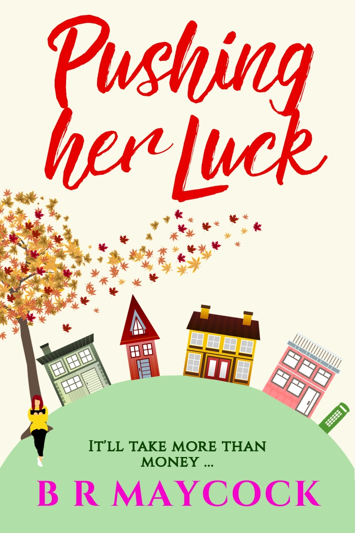 Pushing Her Luck eBook Cover..Jpg