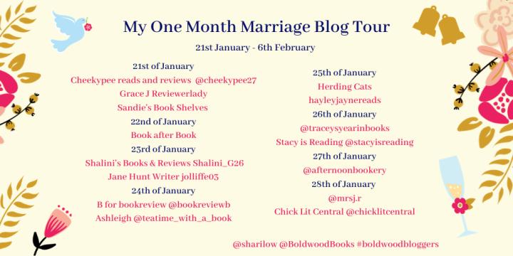 MONM Blog Tour