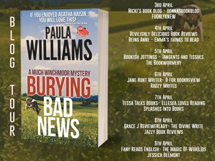 Burying Bad News Full Tour Banner