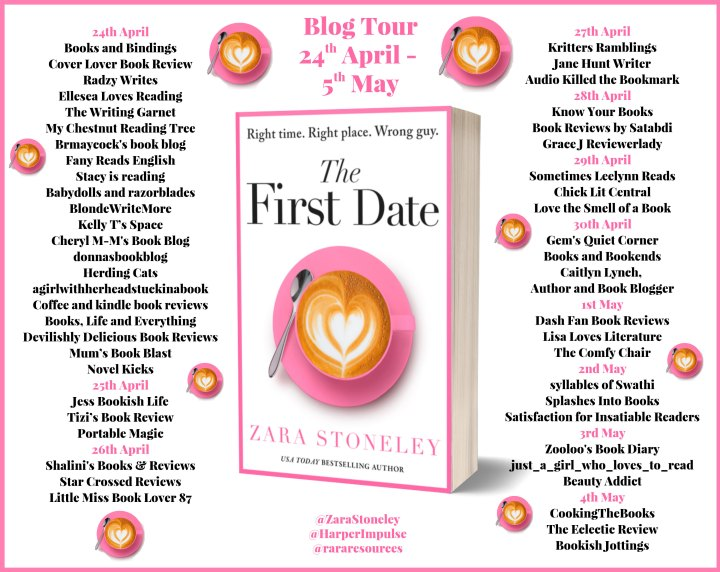 The First Date Full Tour Banner