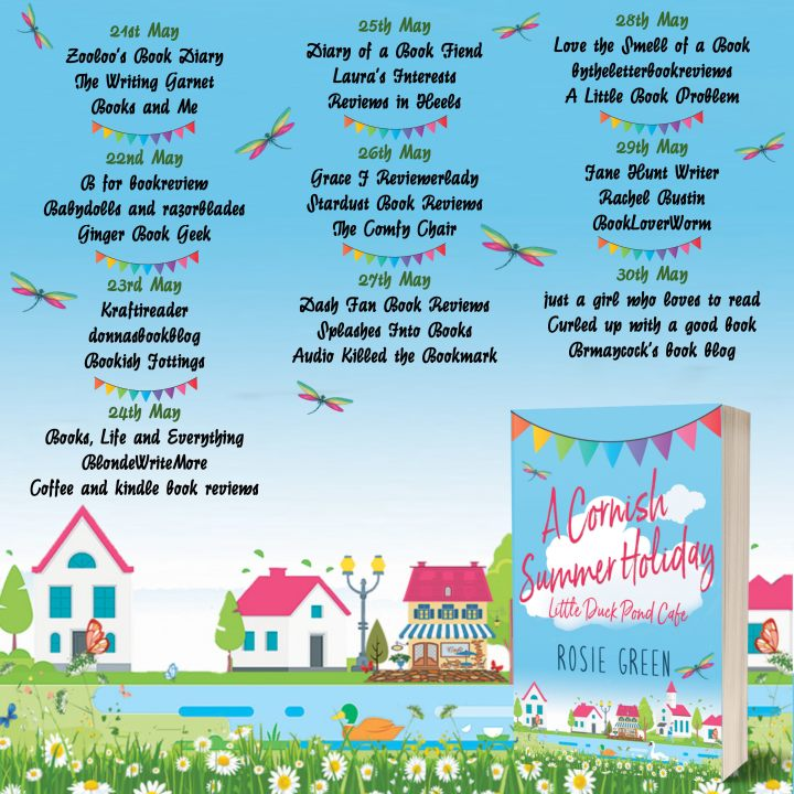 A Cornish Summer Holiday Cafe Full Tour Banner