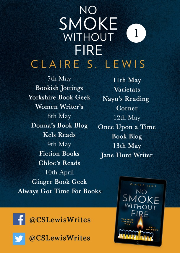 Lewis_No Smoke Without Fire_Blog Tour Poster 1