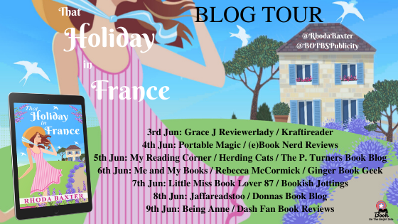 That Holiday In France Banner