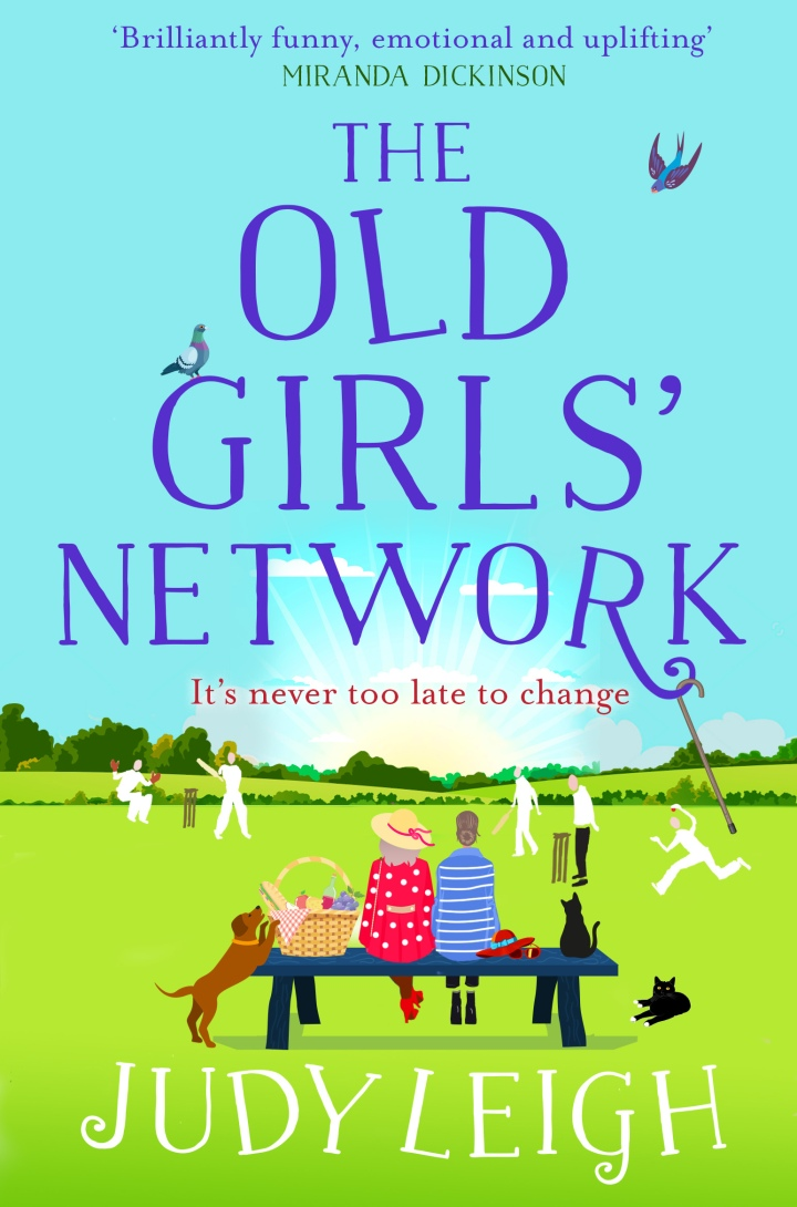 THE OLD GIRLS' NETWORK HI