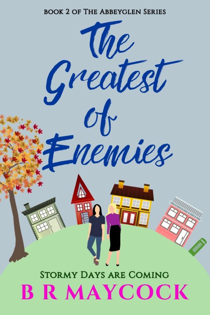 coverThe Greatest of Enemies eBook