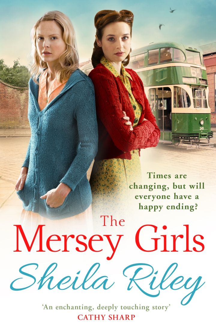 The Mersey Girls Cover